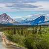 "Peaks of the southern Brooks Range highlight the scenery along this stretch of the Dalton Highway, about 250 miles north of Fairbanks.  <div class=""ss-paypal-button"">Filename: AKA-14-4213-168.jpg</div><div class=""ss-paypal-button-end""></div>"