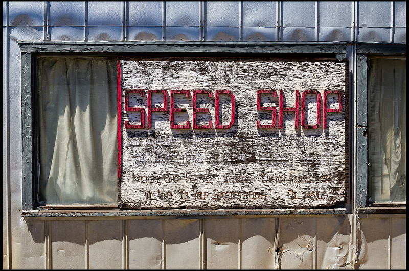 SPEED, Kelseyville, CA#6219-7D
