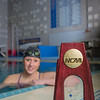 UAF's Bente Heller claimed the first national championship in the program's history, claiming the title in the women's 100 meter backstroke at the NCAA Div II championships in Birmingham, AL.  Filename: ATH-13-3758-52.jpg