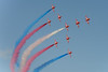 Red Arrows, Royal Air Force Jet team