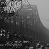 Tobin Bridge in Fog II