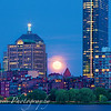 Back Bay Supermoon