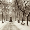 Alexander Hamilton & the Commonwealth Avenue Mall