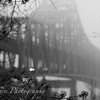 Tobin Bridge in Fog I