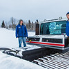 "Erik Ofelt, left, and Mark Oldmixon stand by the newly donated snow groomer they'll use to keep UAF's terrain park in good condition during the winter months.  <div class=""ss-paypal-button"">Filename: CAM-14-4030-8.jpg</div><div class=""ss-paypal-button-end"" style=""""></div>"