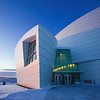 The University of Alaska Museum of the North is an architecural icon.