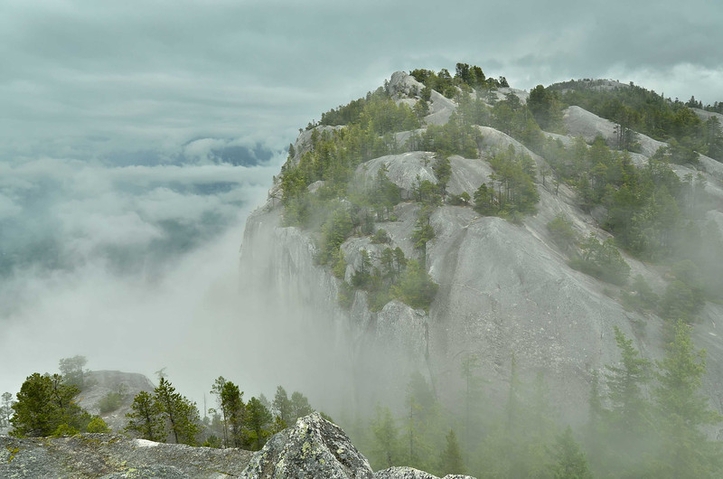 Stawamus Chief, Squamish, British Columbia, Canada