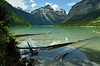 Kinney Lake in Mt. Robson NP, British Columbia, Canada