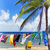 Towels in the Breeze, Barbados