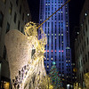 The Angel Rockefeller Centre, New York City