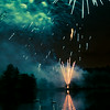 Swans and Fireworks 2