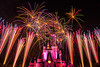 "<center> <br><font size=""4"" color=""white""><b>""Pink and Flashy"" - Cinderella's Castle, Magic Kingdom - Walt Disney World</b> </font> <br><font size=""3"" color=""white""> <u>Recommended Print sizes*</u>:  4x6  