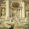 Fountain of Trevi, Rome, Italy