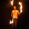 Fire Juggling