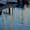 Boat Reflections At Dusk | Wall Art Resource