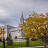 Autumn at the Bountiful Temple