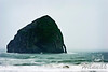 View of Haystack Rock located near Cape Kiwanda in the Oregon Coast  © Copyright Hannah Pastrana Prieto