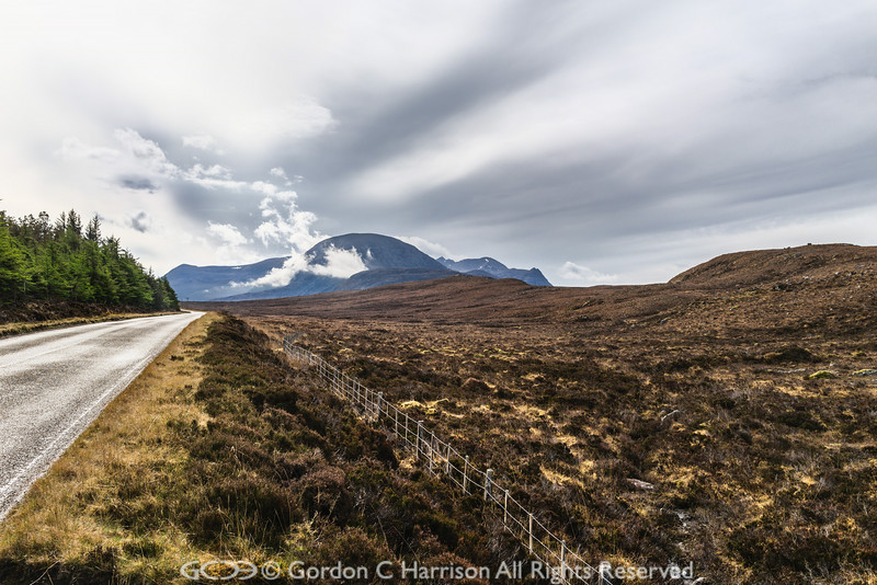 Photo 3226: En-route to An Teallach