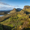 TROTTERNISH RIDGE AT DAWN