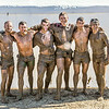 "One of the teams playing in the SpringFest mud volleyball bouts pose for a photo after their match.  <div class=""ss-paypal-button"">Filename: LIF-14-4167-175.jpg</div><div class=""ss-paypal-button-end""></div>"