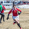A women's rugby game was part of the attractions during SpringFest 2013.  Filename: LIF-13-3806-32.jpg