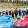 "Students and staff members set out on a raft trip down the Nenana River  led by UAF Outdoor Adventures in June, 2014.  <div class=""ss-paypal-button"">Filename: OUT-14-4211-047.jpg</div><div class=""ss-paypal-button-end""></div>"