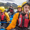 "Biology major Isaac Van Flein adjusts the GoPro mounted on his helmet during a UAF Outdoor Adventures float trip down the Nenana River in June, 2014.  <div class=""ss-paypal-button"">Filename: OUT-14-4211-231.jpg</div><div class=""ss-paypal-button-end""></div>"