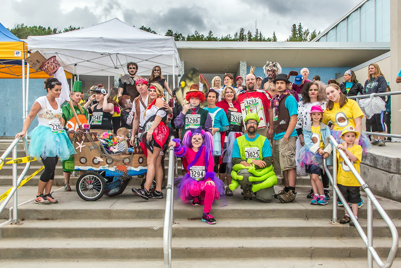 "The costume contest is one of the popular attractions at the annual Midnight Sun Run, which starts on the UAF campus every year on the Saturday nearest the summer solstice.  <div class=""ss-paypal-button"">Filename: LIF-14-4220-122.jpg</div><div class=""ss-paypal-button-end""></div>"