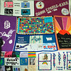 The AIDS memorial quilt is displayed at the Wood Center for three days during the World Aids Day activities sponsored by UAF Student Activities Department and UAF Social Work program in Dec. 2012.  Filename: LIF-12-3668-1.jpg