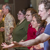 """Members of the Fairbanks community joined UAF students and staff for a Contra Dance in the Wood Center Ballroom as part of the 2014 Winter Carnival on campus.  <div class=""""ss-paypal-button"""">Filename: LIF-14-4085-51.jpg</div><div class=""""ss-paypal-button-end"""" style=""""""""></div>"""