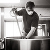 Stirring the Mash Tun | Norwich, VT