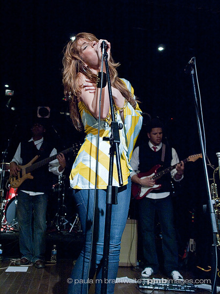 Ivana Santilli at Canadian Music Week (2009)
