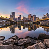 """<center><br><font size=""""4"""" color=""""white""""><b>""""Steel on the Rocks"""" - Pittsburgh, North Shore</b><br> </font> <br><font size=""""3"""" color=""""white""""> <u>Recommended Print sizes*</u>:<br>  4x6  