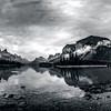 Maligne Lake Pano