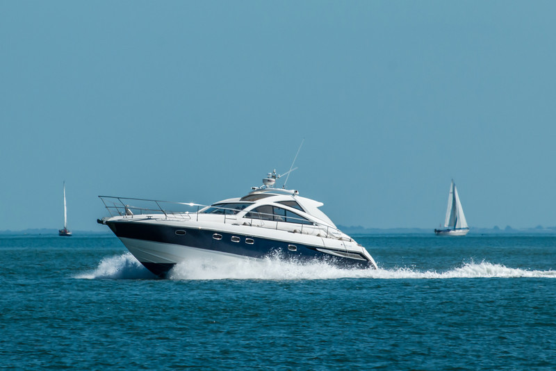 Fairline Targa 44 Luxury Yacht