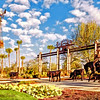 Brownwood Cowboy and Windmill, Brownwood, The Villages