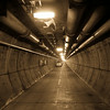 Channel Tunnel Service Tunnel