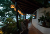 The Tree House restaurant is seen at the Anse Chastanet resort in Saint Lucia on Friday, September 3, 2010.