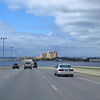 View going into Biloxi on Scenic 90, Biloxi, Mississippi