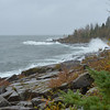 Lake Superior's Stoney Point waves.