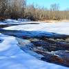 Kettle River in the Winter