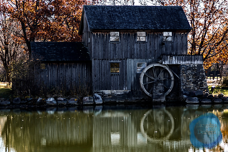 The Old Saw Mill