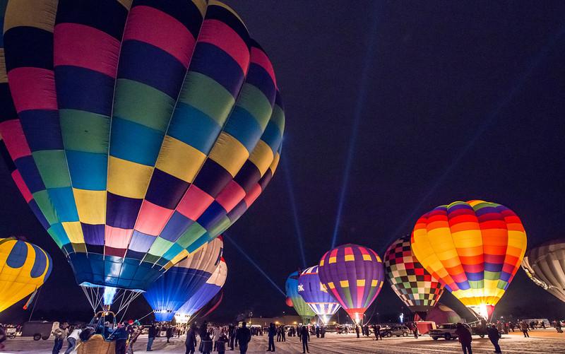 Hot Air Affair 2014 - Hudson Wisconsin.