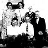 1950's - back: Catherine, Betty, Mom Pearl; front: Dick, Bill, Dad Frank