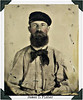 1800's Ambrotype from double frame - might be James Fisher