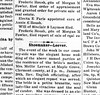 1901 january - Newspaper - Sinclair S Laymon will filed