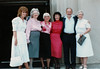 1987 Marcia White, Clara May Doucet, Barbara Muise, Charlotte Armstrong, John White, Charlotte Prouty