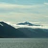 Early morning over the inner Van Keulenfjorden, Svalbard