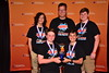 St. Joseph School,Lake Orion,Michigan, Creature Feature, Technical Challenge, Middle Level, 122-70032, Second Place