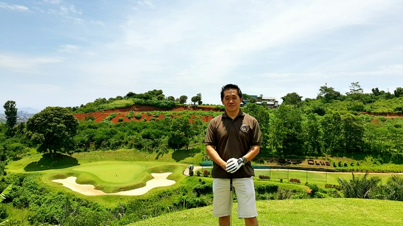 Mountain View Golf Course, hole #14